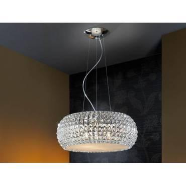 Lámpara de techo 9 luces