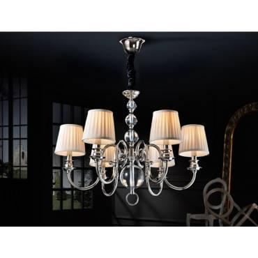 Lámpara de techo 6 luces HOLANDESA
