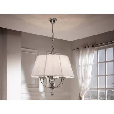 Lámpara de techo 6 luces ARTEMIS