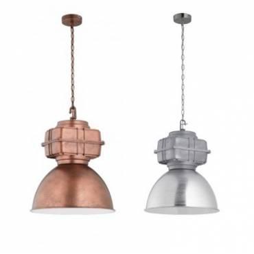 Campana vintage plata/ cobre.