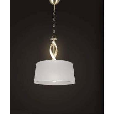 Lámpara de techo 1 luz SCARLETT