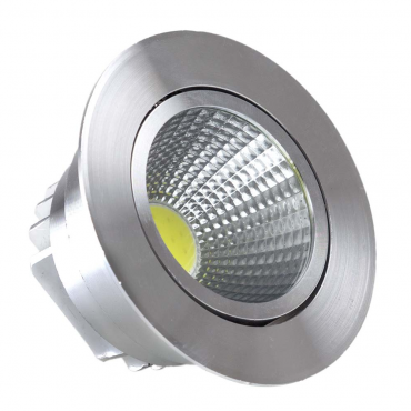 Foco empotrable LED 7W- WOLF