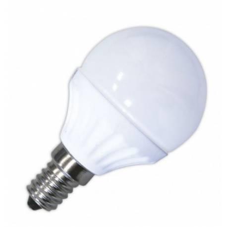 Bombilla LED esférica 6W