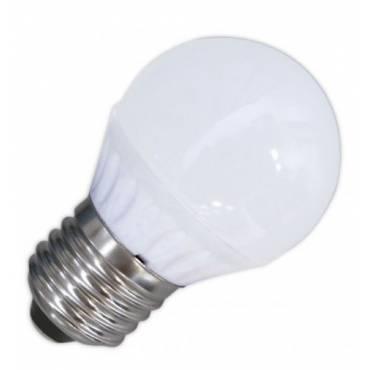 Bombilla LED ESFERICA 5W E27