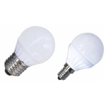 Bombilla LED ESFERICA 6W