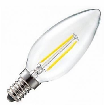 Bombilla VELA FILAMENTO LED 4W
