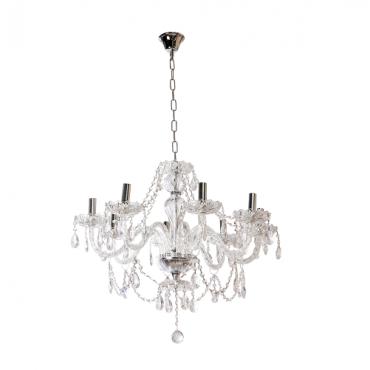 Lámpara cristal CRACOVIA 6 luces.