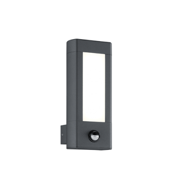 Aplique RHINE LED con sensor de movimiento