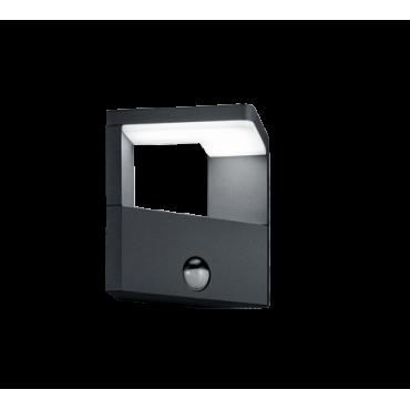 Aplique GANGES LED con sensor de movimiento