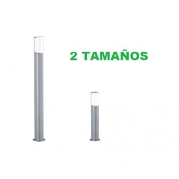 Aplique TICINO LED gris titanio