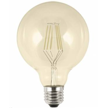 Bombilla LED decorativa 8w.