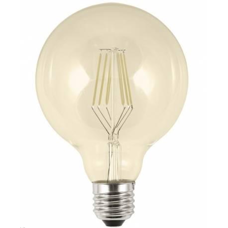 Bombilla LED decorativa 8w.