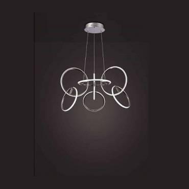 Lámpara colgante LED Dimmable 81W