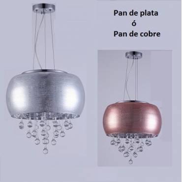 Lámpara colgante LED 40cm