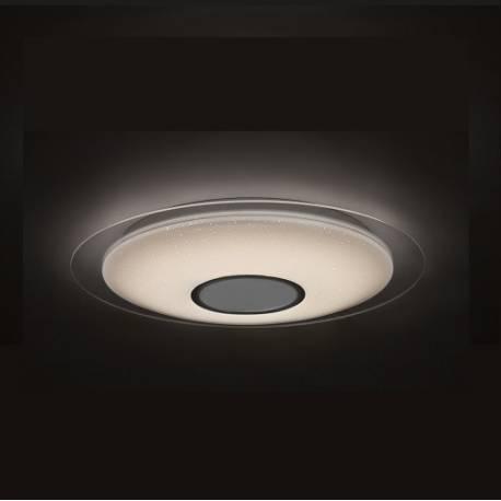Plafón Speaker LED 36W con bluetooth y mando a distancia