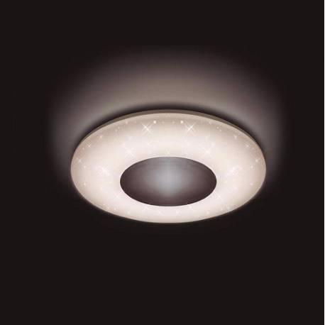 Lámpara plafón 48W regulable con mando a distancia